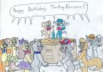 Bday - ThrillingRaccoon by Jose-Ramiro