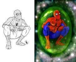 The Amazing_Spider_Man SBS by Jameslfree