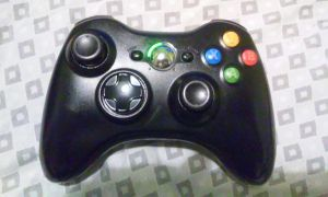 Xbox 360 controller by Nightcaster460