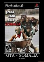 Grand Theft auto somalia by Hobo159