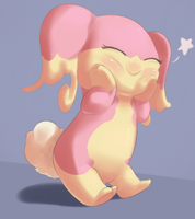 Audino by TheBoogie