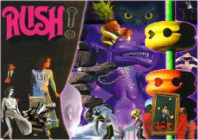 30 Years of RushArt by D34N