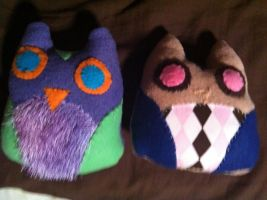 Owls by bonniea423