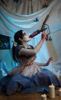 BioShock - Little sister by lAmikol