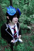 Ao no exorcist: If you wanna go to the forest by Nifetius