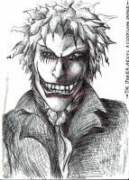 the joker by Black-Hearted-Poet