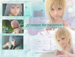 Reason for Existence by chiharu-tanaka