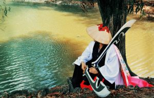 Bleach: By the water by HRecycleBin
