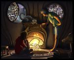 The Fireplace Riddle by Horhew