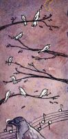Birdy Bookmark 7 by virydi
