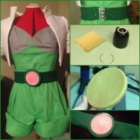 Beth is Ready for Comic Con 2013 by bluerosegoddess