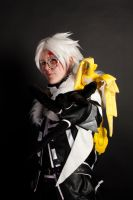 D.Gray-Man : Allen Walker by Bekumura