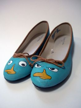 Perry the Platypus Flats by Sintitiks