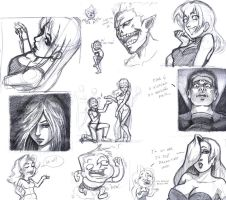SKETCHES 21/10/2014 by ParSujera