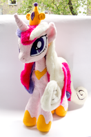 Princess Mi Amore Cadenza - Plush by mmmgaleryjka