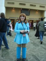 Nausicaa of the Valley of the Wind by AnimeOCD1323