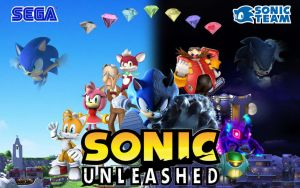 Sonic Unleashed by shadicthehedghoge