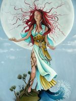 Gaia - cropped version by cedricmoulin