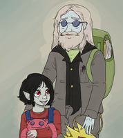 Simon and Marcy by superlucky13