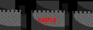 Castle by FA-Lycan