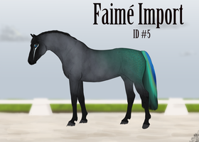 #5 Faime Import by emmy1320