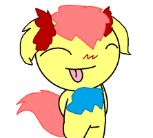 Cutymon ::NEW:: by Victini134