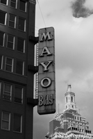 Mayo Hotel Sign by Owl209