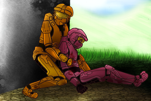 RvB:: Hide by CaptainTimber