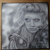 Lagertha by arriie