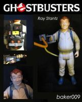 Real Ghostbusters Ray S. by Baker009