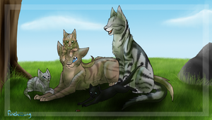 Close-knit by Finchwing