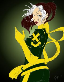 Rogue by candyapplesex