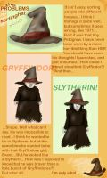 the problems of an hat by rawenna