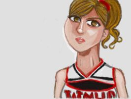 Glee Brittany by cellytron