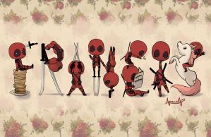 Deadpool - What's my name? by apocalyss