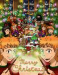 X-mas entry 9. by Nekori98 by Hogwarts-Castle