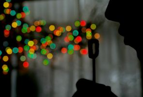 Bokeh magic by RagedyOldBitch