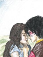 Pride and Prejudice- Zutara by SilverEyes-chan