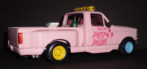 Pinkie Pie's Party Patrol by TheRockinStallion