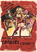 Catgirl Crimes by quotidia