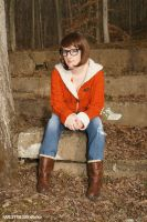 Velma Dinkley: Suspicious Thoughts by HarleyTheSirenxoxo