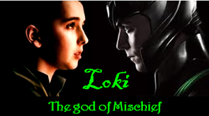 Loki: The god of Mischief. by PseudonymousRMY