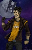 Handsome Jack by MaddieLea