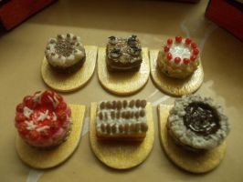 ReMent Desserts Collection 1 by MayaElixir