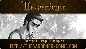 The gardener - CH01P35 by Marc-G