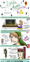 Zelda Meme 0_o by WhatJessieSees