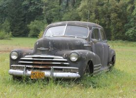 Another Chevy in a field by finhead4ever