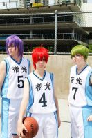 KNB: Undefeated by Tavick