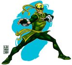 Ironfist Redesign by lordmesa