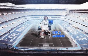 Luka Modric V1. by LifalixDesign